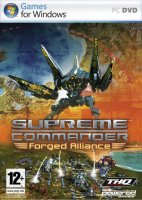 Supreme Commander Forged Alliance PC