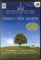Who Do You Think You Are: Family Tree Maker