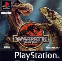 WARPATH JURASSIC PARK PS1