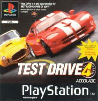 TEST DRIVE 4 PS1