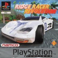 RIDGE RACER REVOLUTION