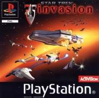 Star Trek Invasion PS1 bez krabičky